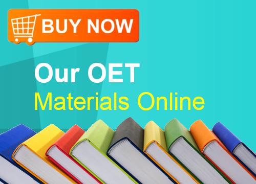OET books
