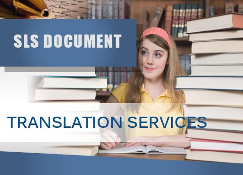 translattion services